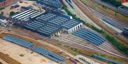 Rail depot modelling